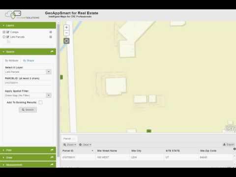GeoAppSmart for Real Estate