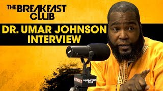Dr. Umar Johnson Discusses Inter-Racial Marriage, President Trump, Self-Hatred & More