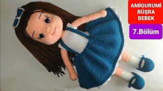 Amigurumi Türkiye-Afacan Bebek Tarifi | 180x320