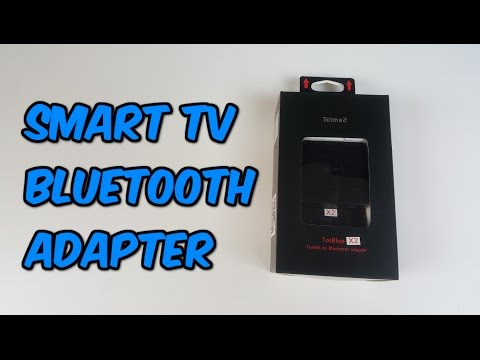 Telme 2 Smart TV Bluetooth Link