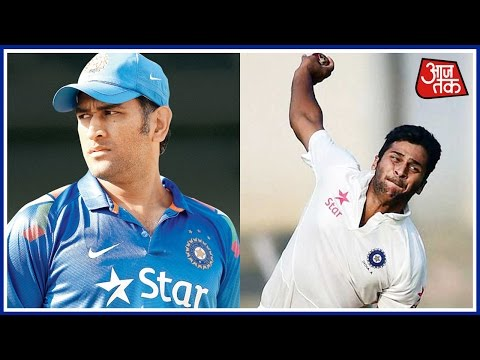 MS Dhoni To lead India In Zimbabwe, Uncapped Shardul Thakur In Test squad
