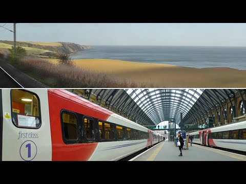 London to Edinburgh by train