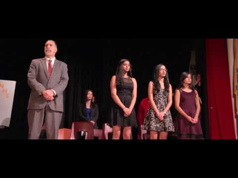 Official Video - Edison High School National Honor Society Inductions 2016