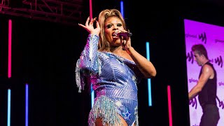 Peppermint opens the GLAAD Gala in San Francisco