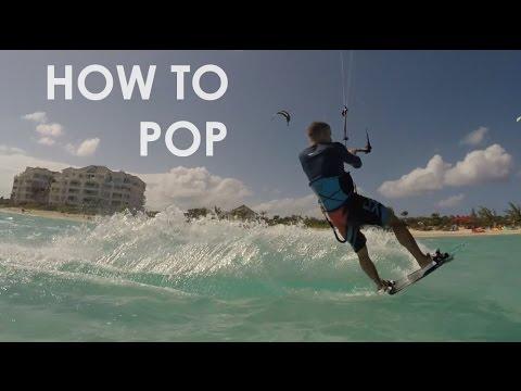 How to Kitesurf: Pop (Quick Tips)