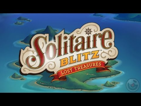 Solitaire Blitz™: Lost Treasures - iPhone and iPad Gameplay