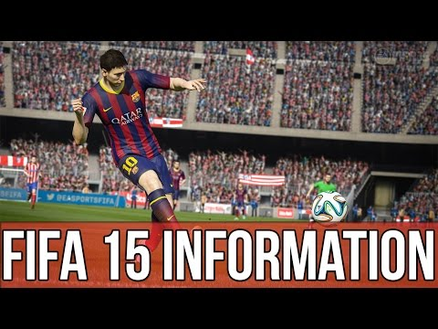 FIFA 15 New Features & Info | The Good & Bad | Gameplay - Stadiums - Leagues (FUT 15 & H2H)