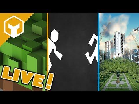 🔴 Custom Portals + Learning City Skylines Mods Livestream VOD Replay