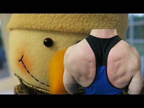 12 Days Of Liftmas: Day 8: Back Workout and We Find A New Friend