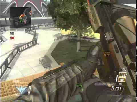 He hits a trickshot!!!!