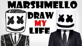 Draw My Life : Marshmello