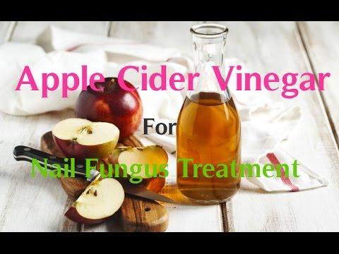 Apple Cider Vinegar For Nail Fungus Treatment