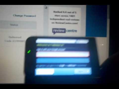 How to unlock HTC-G1 from FreeUnlocks.com
