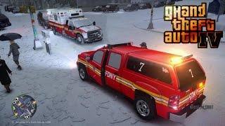 GTA IV) Broker - Fire Department