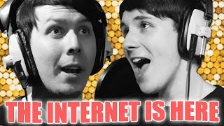Dan and Phil - The Internet Is Here