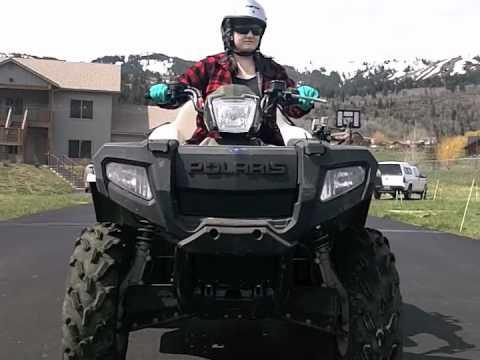 ATV Boom Sprayer Calibration