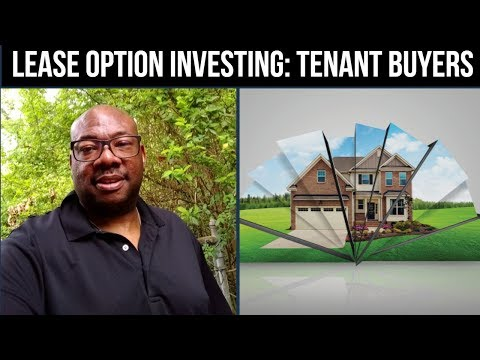 How to get Tenant Buyer Leads from Loan Officers [Lease Option investing]