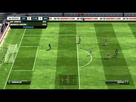 FIFA 13 Ultimate Team - Stayin In D1 (ep 122) - Build Up Clinic