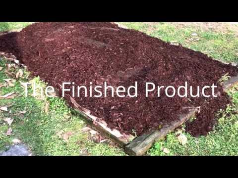 Cardboard Box Gardening FREE Weed Control Organic Garden DIY Part 2 Finished Product Revealed!