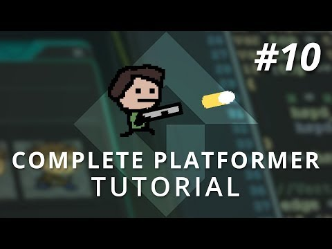 GameMaker Studio 2: Complete Platformer Tutorial (Part 10: Menu screen)