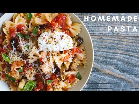 HOMEMADE PASTA | Craftsy
