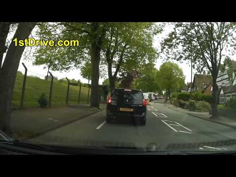 What it's like driving at Birmingham's new 20mph speed limit