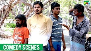 Shaphit Jungle - Hit Comedy Scenes | New Hindi Dubbed Movie 2019 | Ram, Neeraja, Singamuthu