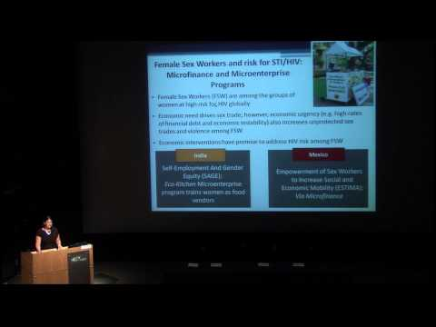 Economic Empowerment: Improving Women's Sexual and Reproductive Health - Elizabeth Reed