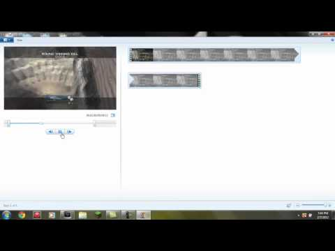 How to Cut Clips In Windows Movie Maker