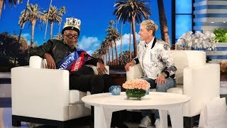 Download Samuel L. Jackson on Using His Favorite Curse Word as a Term of Endearment Video