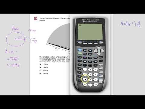 Question 15 - Geometry -TNReady Practice Test