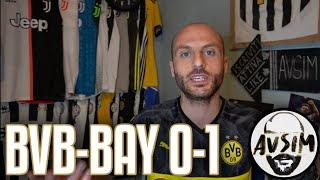 Manca un rigore al Dortmund. Bundesliga finita ||| Avsim Post Borussia Dortmund-Bayern Monaco 0-1