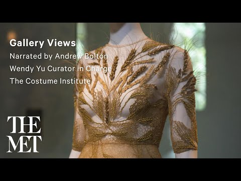 Heavenly Bodies: Fashion and the Catholic Imagination Gallery Views—The Met Cloisters