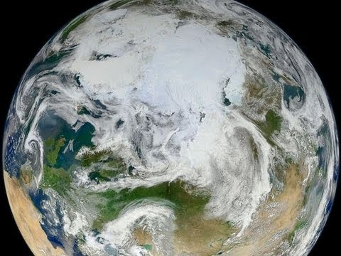 Global Warming Pushing Trees into Tundra