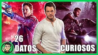26 Curiosidades Que NO CONOCIAS Sobre Chris Pratt (Guardianes De La Galaxia)   ZomByte