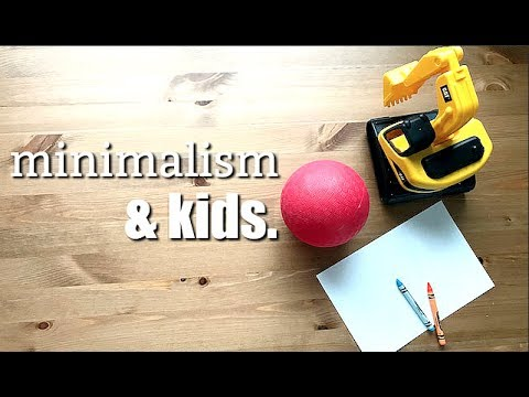 MINIMALISM WITH KIDS & INTENTIONAL PARENTING