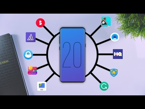 Top 20 Best Android Apps 2018 (on Galaxy S9)