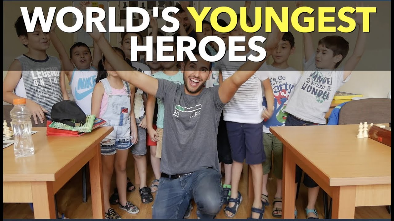 World's Youngest Heroes