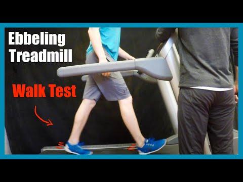 Ebbeling Treadmill Walk Test