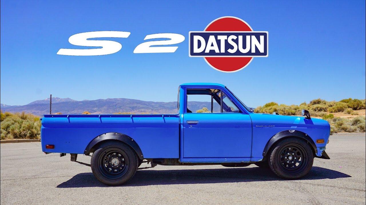 S2DATSUN 1971 Datsun 521
