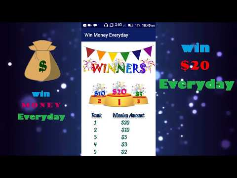 How to earn money online form android mobile apps | Earn $20 every day | Win money everyday