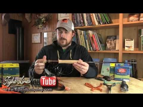 Fly Fishing Lessons-Muskie Tackle 101