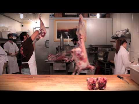 Dickson's Farmstand Meats - Breaking Lamb