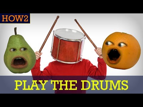 HOW2 - How to Play the Drums (Like an expert in 5 minutes!)