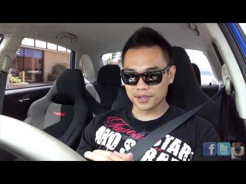 Subaru WRX | My First Time Driving a Stick (Manual Car)