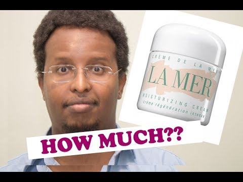 Creme de la mer review - most expensive moisturiser in the world!!