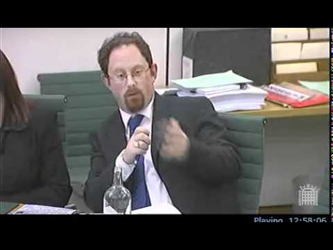 Julian Huppert MP - Home Affairs Select Committee - UK TASER Distributors