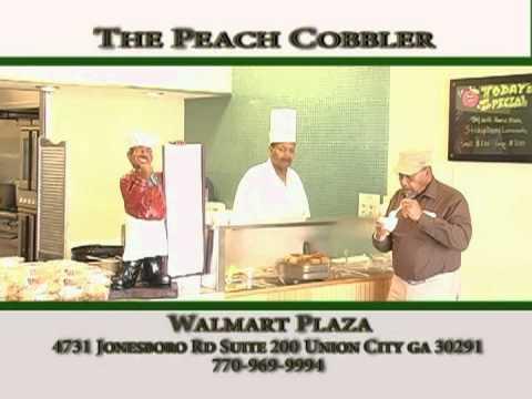 The Peach Cobbler Soul Food Restaurant