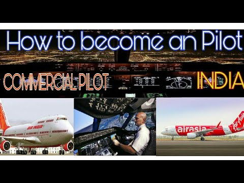 How to become a airline pilot
