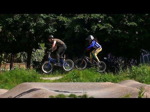 HNKY BMX 2014 Haggerston Pump Track